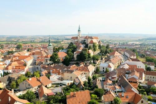 Czechy - Morawy Południowe